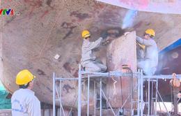 Phê duyệt phương án sửa tàu vỏ thép của Công ty Đại Nguyên Dương