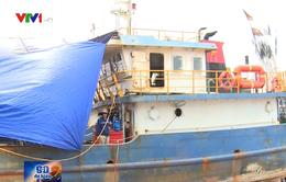 Số lượng tàu vỏ thép bị hỏng tiếp tục gia tăng