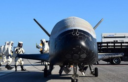 Tàu vũ trụ không người lái của Mỹ hoàn tất sứ mệnh bí mật