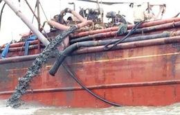 Đề nghị dừng đổ thải tại vùng biển giáp ranh giữa Nghệ An và Thanh Hóa