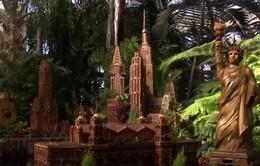 Trải nghiệm chuyến tàu ngắm vườn bách thảo tại New York, Mỹ
