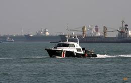 Tai nạn tàu biển ở Singapore, nhiều thủy thủ mất tích