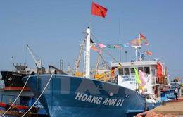 Ngư dân gặp nhiều khó khăn với tàu vỏ thép