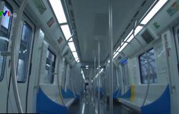 Trung Quốc thử nghiệm tàu điện ngầm tự động
