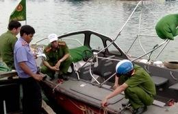 Tàu cá va chạm với xuồng tuần tra, 1 chiến sĩ biên phòng tử nạn