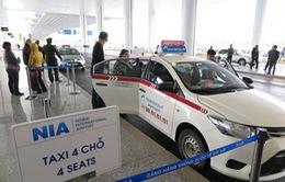 Bác niên hạn taxi 6 năm của sân bay nội bài