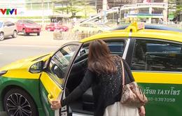 Taxi truyền thống giành ưu thế tại Bangkok, Thái Lan