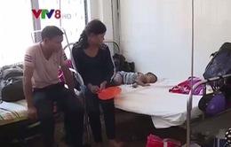 Nguy cơ lây lan dịch tay chân miệng tại Đắk Lắk