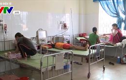 Quảng Ngãi: Nhiều ca bệnh tay chân miệng nặng