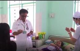 Nguy cơ bùng phát bệnh tay chân miệng tại Khánh Hòa