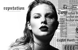 Album mới của Taylor Swift tiếp tục thống trị Billboard
