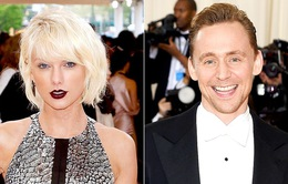 Hậu chia tay, Tom Hiddleston vẫn hết lời khen Taylor Swift