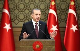 Thổ Nhĩ Kỳ: Hiến pháp sửa đổi tăng quyền lực cho Tổng thống
