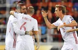 Kết quả bóng đá sáng 06/9: ĐT Tây Ban Nha thắng đậm, ĐT Colombia chia điểm với ĐT Brazil