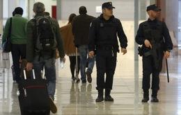 Tây Ban Nha tiếp tục bắt giữ các nghi can khủng bố