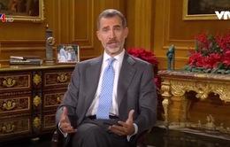 Nhà vua Tây Ban Nha Felipe VI kêu gọi hòa giải dân tộc