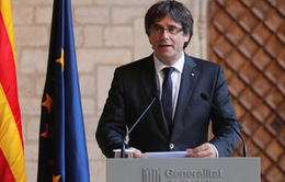 Cựu Thủ hiến Catalonia từ chối về nước hầu tòa