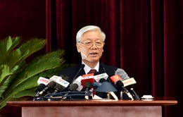 Toàn văn phát biểu bế mạc Hội nghị Trung ương năm của Tổng Bí thư Nguyễn Phú Trọng