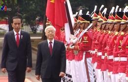 Bước phát triển mới trong quan hệ Việt Nam - Indonesia