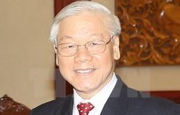 Điện mừng của Tổng Bí thư Nguyễn Phú Trọng