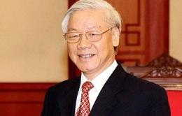 Tổng Bí thư Nguyễn Phú Trọng thăm cấp nhà nước Vương quốc Campuchia