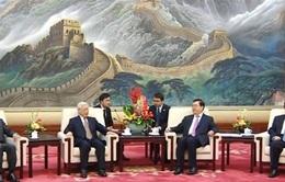 Việt Nam – Trung Quốc: Quốc hội là kênh quan trọng để tăng cường sự hiểu biết và tin cậy chính trị giữa hai nước.