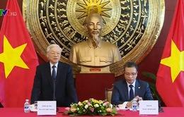 Kiều bào và lưu học sinh là cầu nối tăng cường hữu nghị giữa Việt Nam và Trung Quốc