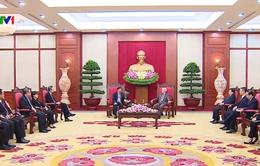 Tổng Bí thư đánh giá cao sự hỗ trợ  Singapore dành cho Việt Nam