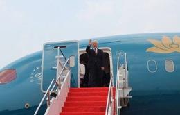 Tổng Bí thư kết thúc tốt đẹp chuyến thăm cấp Nhà nước Myanmar