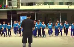 Hiệu quả mô hình dạy thể chất mới tại một số trường tiểu học ở TP.HCM