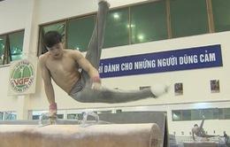 Những gương mặt triển vọng của thể dục dụng cụ nam Việt Nam