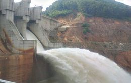 Thừa Thiên – Huế: Các hồ thủy điện điều tiết xả lũ