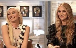 """Gwen Stefani """"hợp lực"""" cùng Celine Dion ở The Voice"""