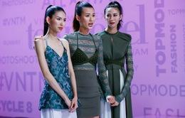 Vietnam's Next Top Model 2017 - All Stars: Cao Thiên Trang bất ngờ mắng thẳng mặt ban giám khảo