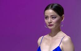 """Vietnam's Next Top Model 2017: Hoàng Oanh """"đòi"""" lại uy quyền của """"chị đại"""""""