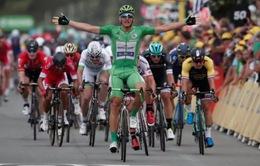 Tour de France 2017: Marcel Kittel về nhất chặng 10