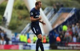 """Harry Kane """"nhả đạn"""" tốt hơn một nửa số đội Ngoại hạng Anh trong năm 2017"""