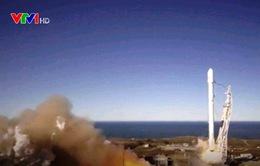 SpaceX phóng thành công tên lửa đẩy Falcon 9