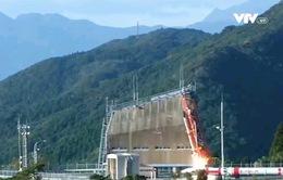 Nhật Bản phóng tên lửa chở vệ tinh nhỏ nhất thế giới