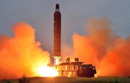 Radar của THAAD đã phát hiện tên lửa Triều Tiên phóng thử