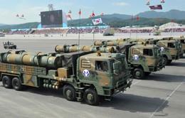 Hàn Quốc tăng cường năng lực tên lửa