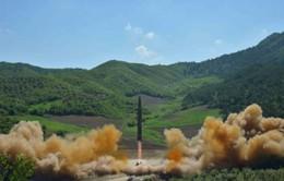 Triều Tiên cảnh báo tiếp tục hành động quân sự