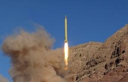 Iran khẳng định quyết tâm phát triển tên lửa đạn đạo