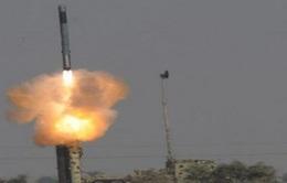 Ấn Độ thử thành công tên lửa BrahMos phiên bản mới