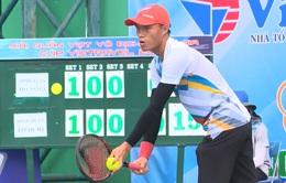Minh Tuấn và Linh Giang giành quyền vào chung kết giải quần vợt VĐQG 2017