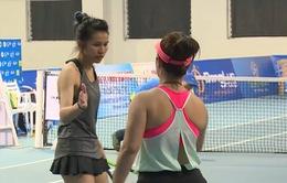 Chung kết giải quần vợt các cây vợt xuất sắc Việt Nam 2017