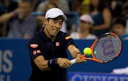 Kei Nishikori và Alexander Zverev vào tứ kết Washington mở rộng 2017