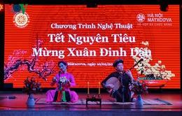 Cộng đồng người Việt ở Nga mừng Tết Nguyên tiêu