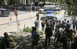 Tấn công bằng dao tại Đại học Texas, Mỹ khiến 1 người thiệt mạng