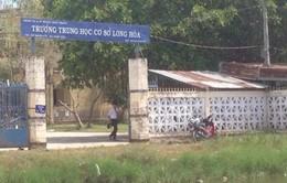 Trà Vinh: Hàng chục học sinh ngộ độc thuốc diệt cỏ
